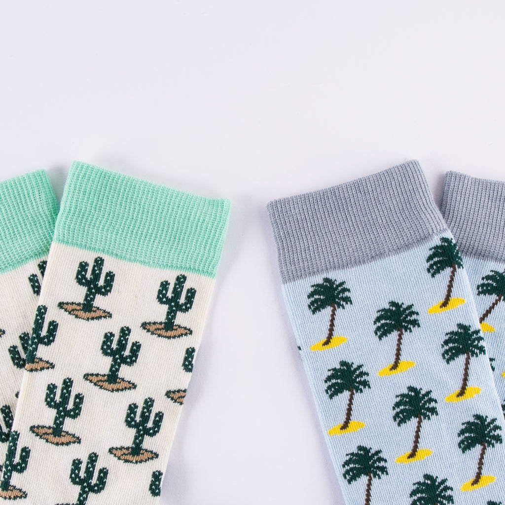 Cactus Socks from Maik London
