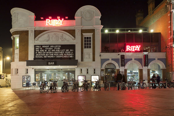 Maik london loves the Ritzy cinema and bar in Brixton