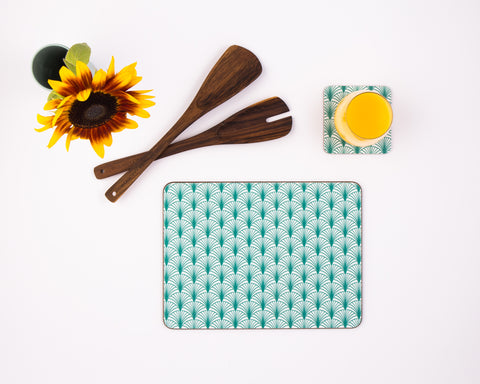 MAiK Geo Leaf Placemat Set
