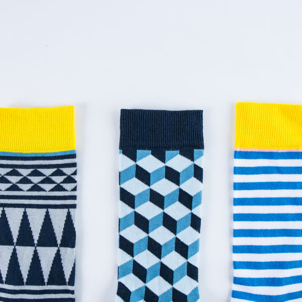 colourful novelty socks for men