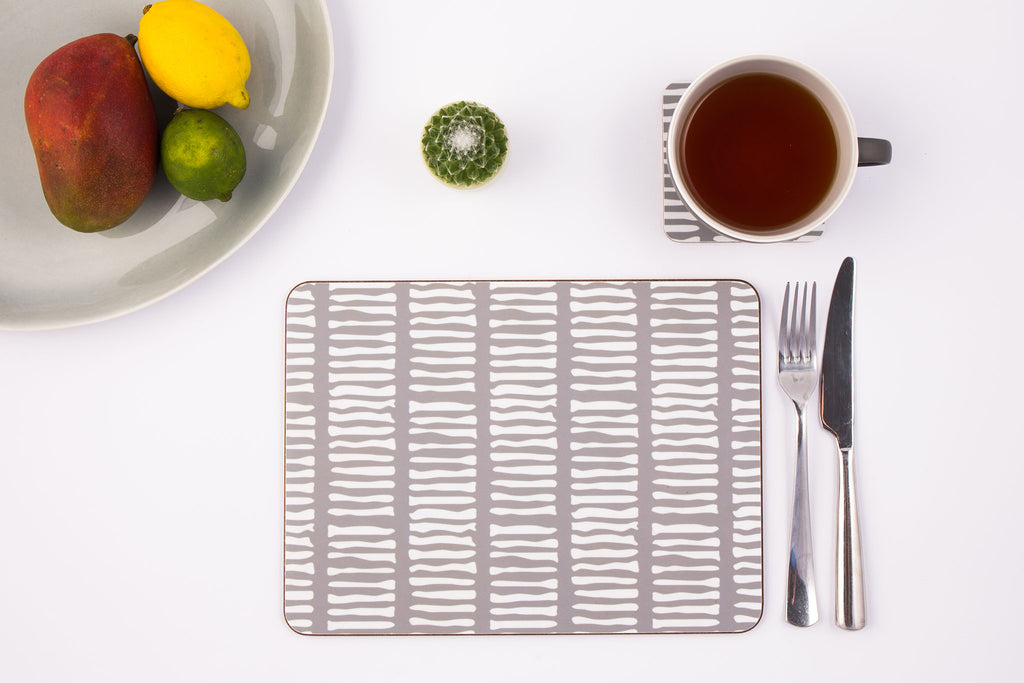 Melamine placemat set from MAiK London