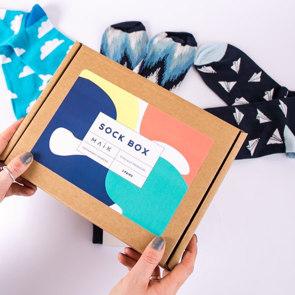 Father's Day Sock Box 2019