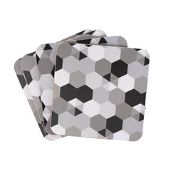 Hexagon coasters from MAiK London