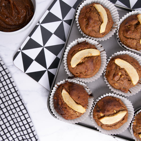 Gluten, dairy and sugar free muffins from MAiK
