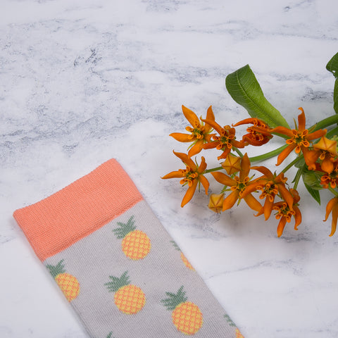 MAiK Pineapple Socks