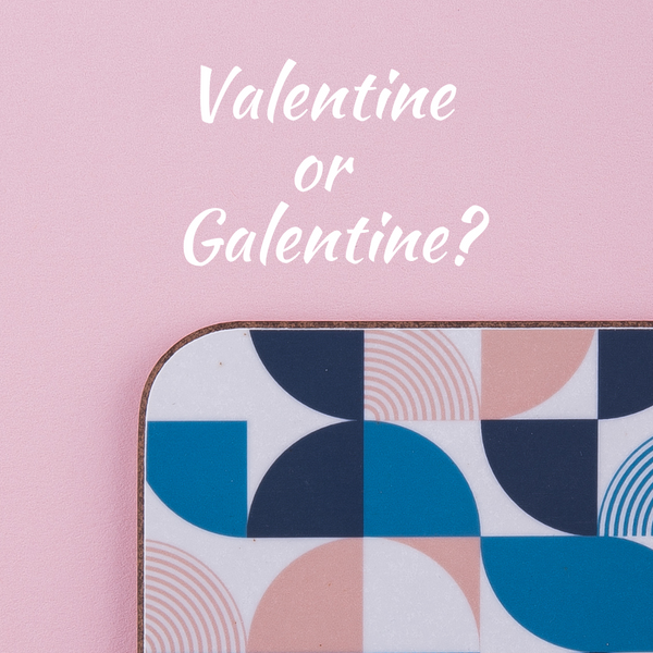 Stick two fingers up to Valentine's Day by celebrating Galentine's Day!