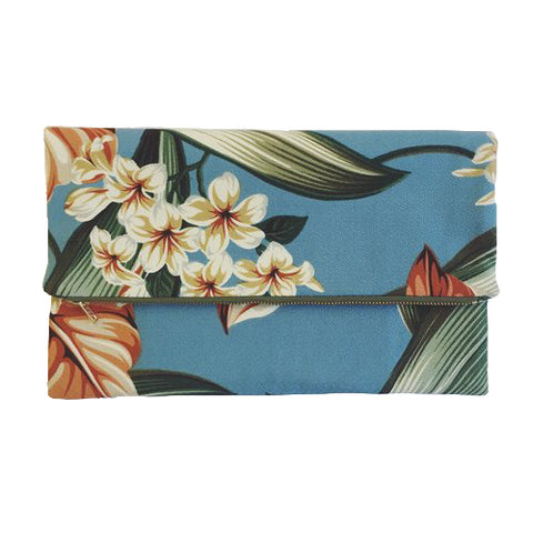 Handmade clutch made in Scotland by designer Emily Millichip
