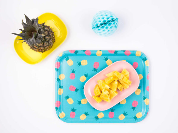 Pineapple Birch Tray from MAiK London