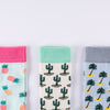 Cactus Socks - MAiK sustainably sourced, ethically produced.