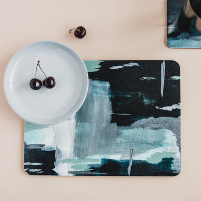 Breckenridge Rectangle Placemat Set