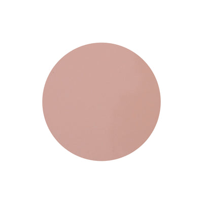 Coral Round Coaster - MAiK sustainably sourced, ethically produced.