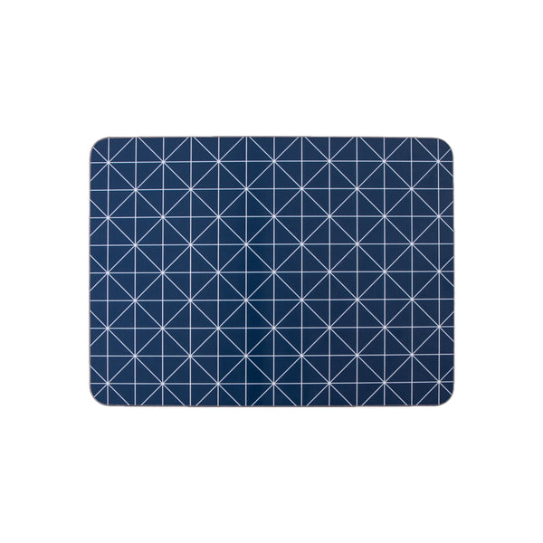 Criss Cross Rectangle Placemat - MAiK sustainably sourced, ethically produced.