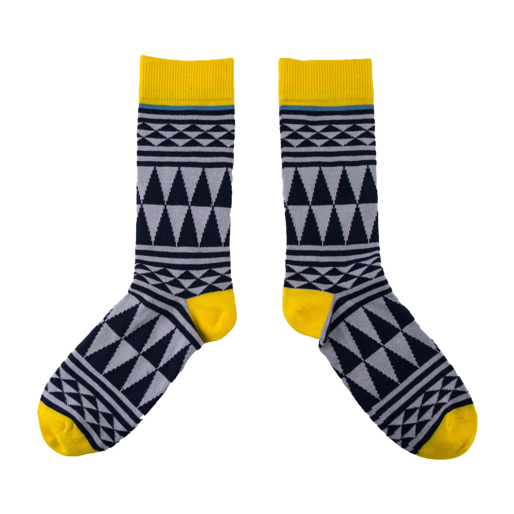 Diamond v2 Socks - MAiK sustainably sourced, ethically produced.