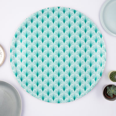 Geo Leaf Tray - MAiK sustainably sourced, ethically produced.