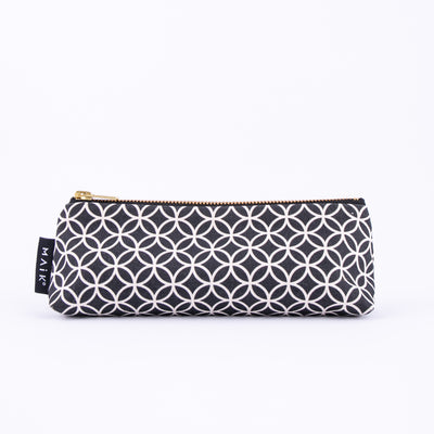 Circles Mini Make Up Bag - MAiK sustainably sourced, ethically produced.