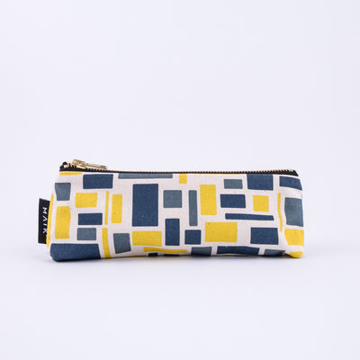 Macaw Mini Make Up Bag - MAiK sustainably sourced, ethically produced.