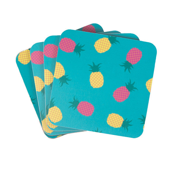 Pineapple coaster set - MAiK