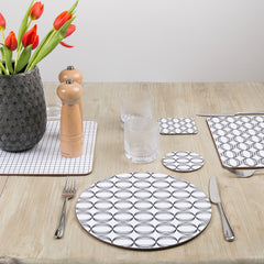 Oval Round Placemat Set UK
