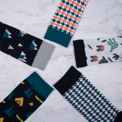 Mountain Socks - MAiK sustainably sourced, ethically produced.
