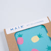 Pineapple Square Coaster - MAiK sustainably sourced, ethically produced.