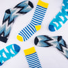 Tack Ocean Socks - MAiK sustainably sourced, ethically produced.