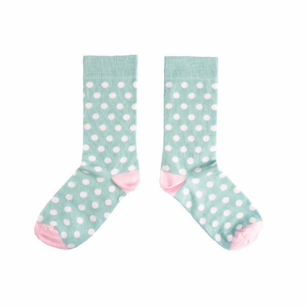 Aqua Dot Socks - MAiK
