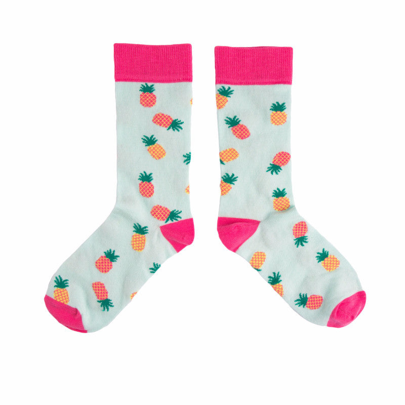 Pineapple Socks - MAiK