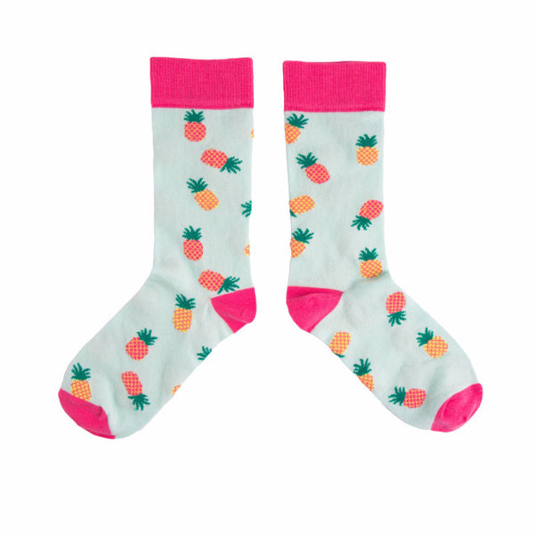 Pineapple Socks - MAiK sustainably sourced, ethically produced.