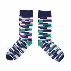 Colour Block Socks - MAiK