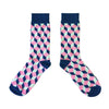 Geometric Sock Box - Mens Ethical Socks