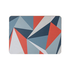 Coral Angles Placemat Set