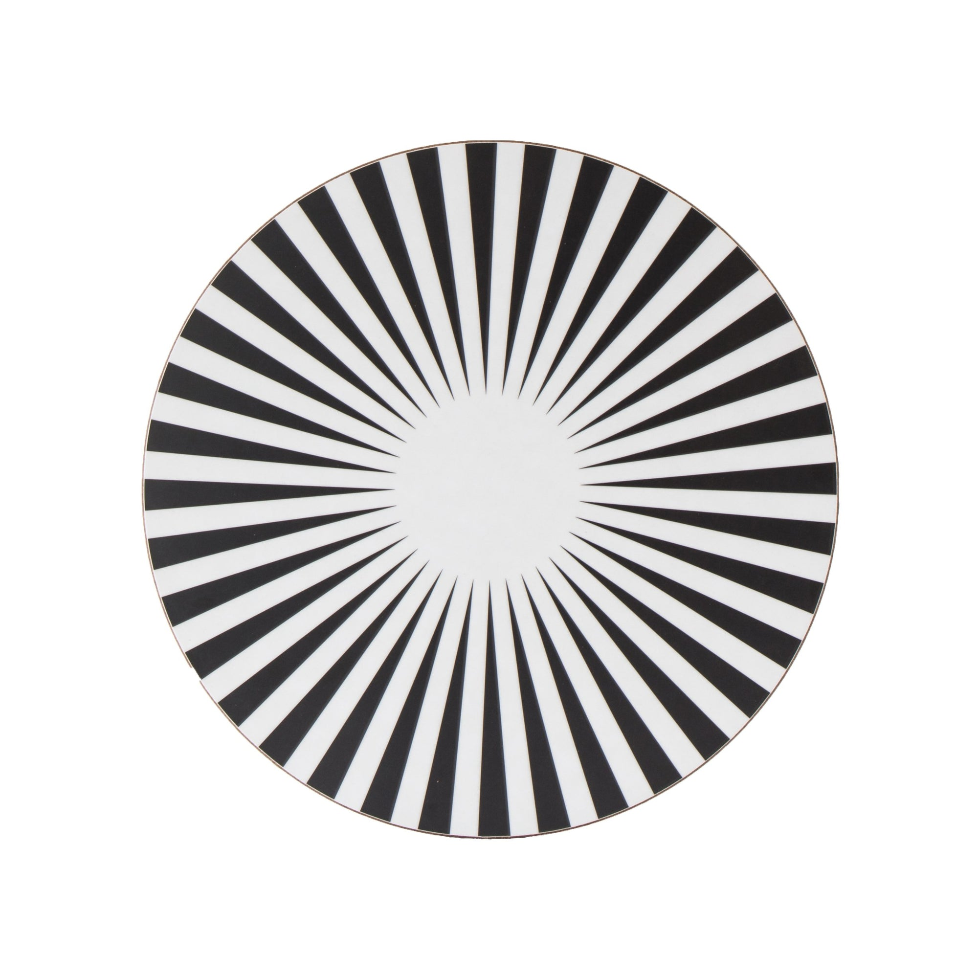 Pinwheel Round Coaster - MAiK sustainably sourced, ethically produced.