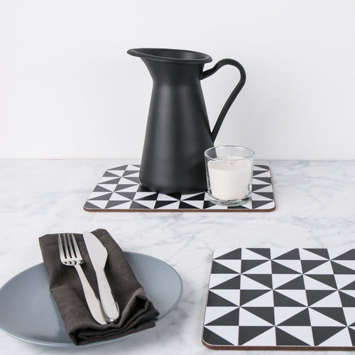 Triangles Placemat Set