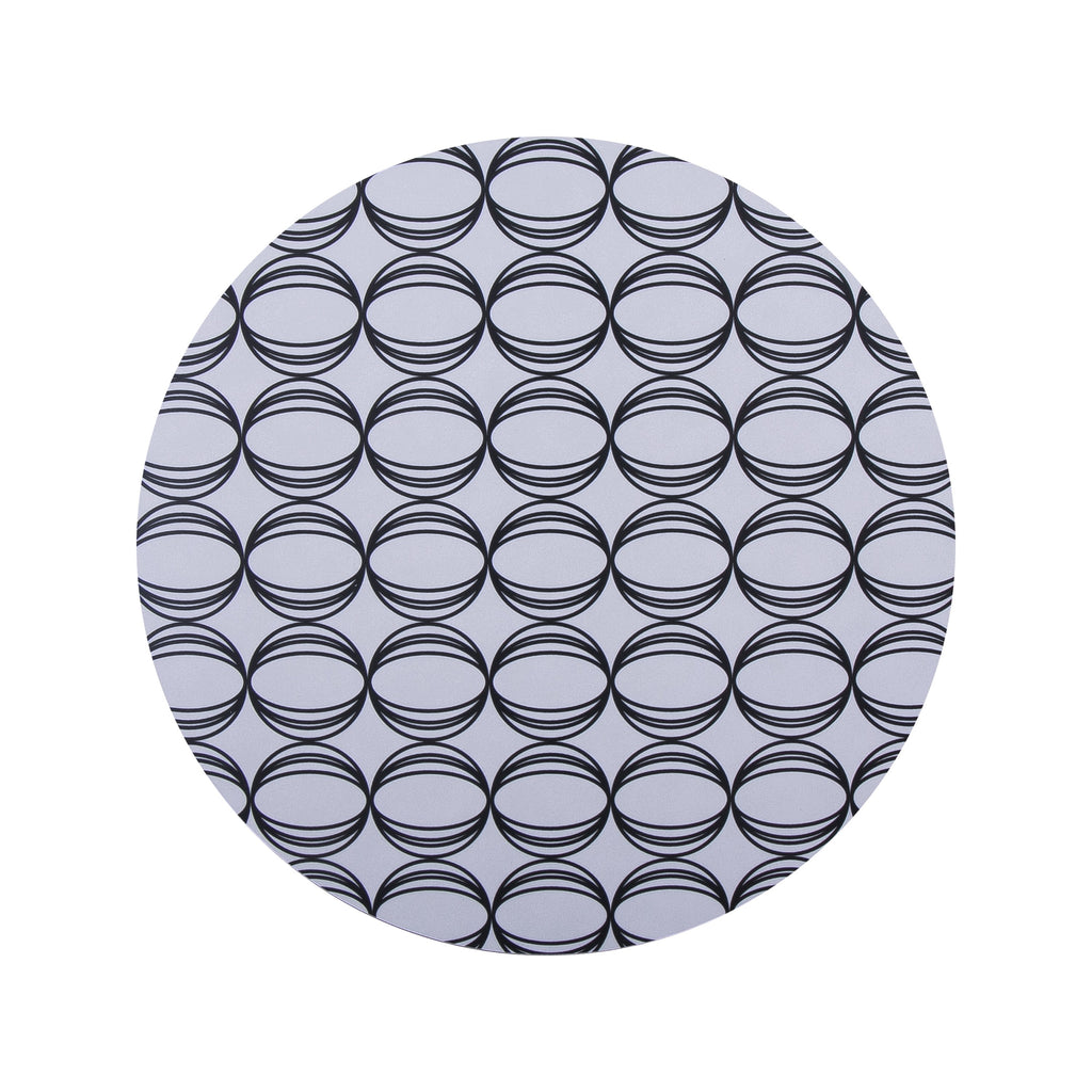 Oval Round Placemat - MAiK sustainably sourced, ethically produced.