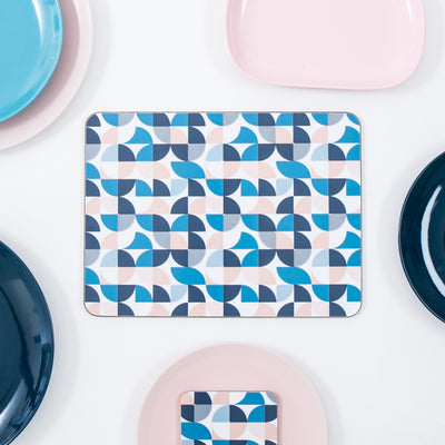 Quarters Square Coaster - MAiK sustainably sourced, ethically produced.
