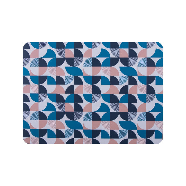 Quarters Rectangle Placemat - MAiK sustainably sourced, ethically produced.