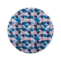 Geometric placemat set