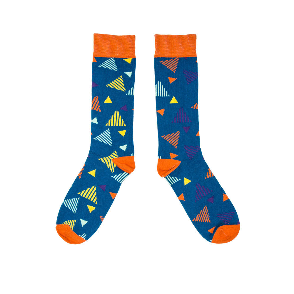 Triangle Socks - MAiK sustainably sourced, ethically produced.