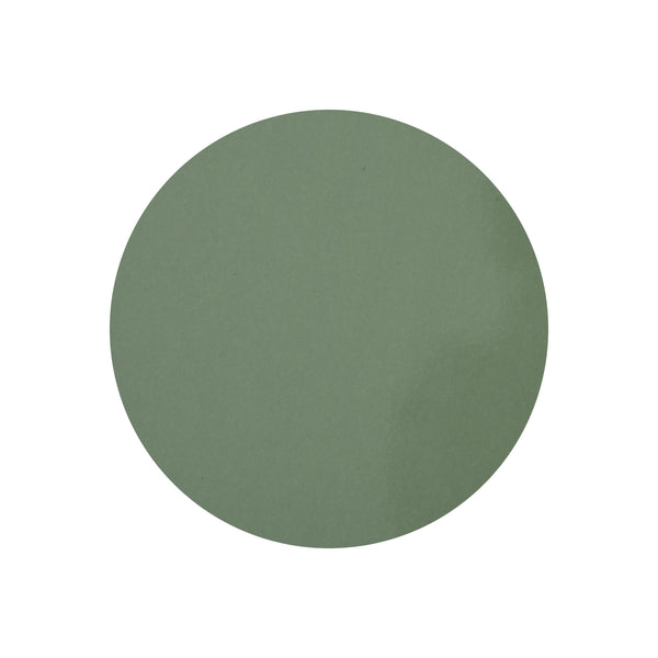 Sage Round Placemat - MAiK sustainably sourced, ethically produced.