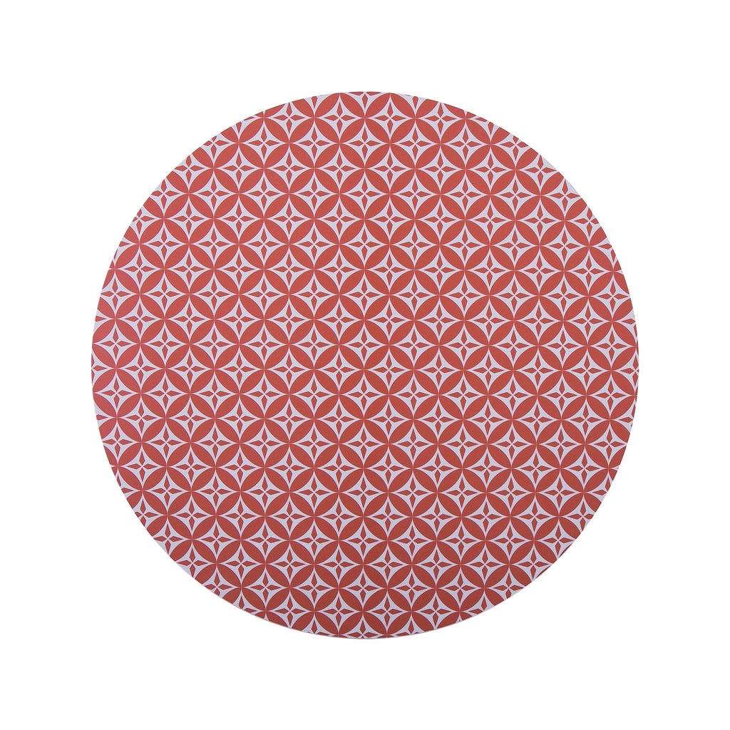 Star Round Placemat - MAiK sustainably sourced, ethically produced.