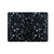 Black Terrazzo Rectangle Placemat Set - MAiK sustainably sourced, ethically produced.