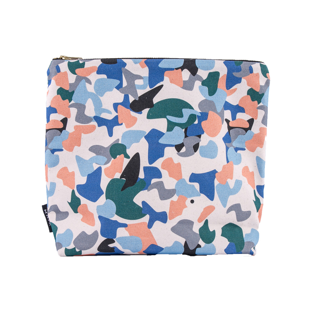 Confetti Weekend Bag - MAiK sustainably sourced, ethically produced.