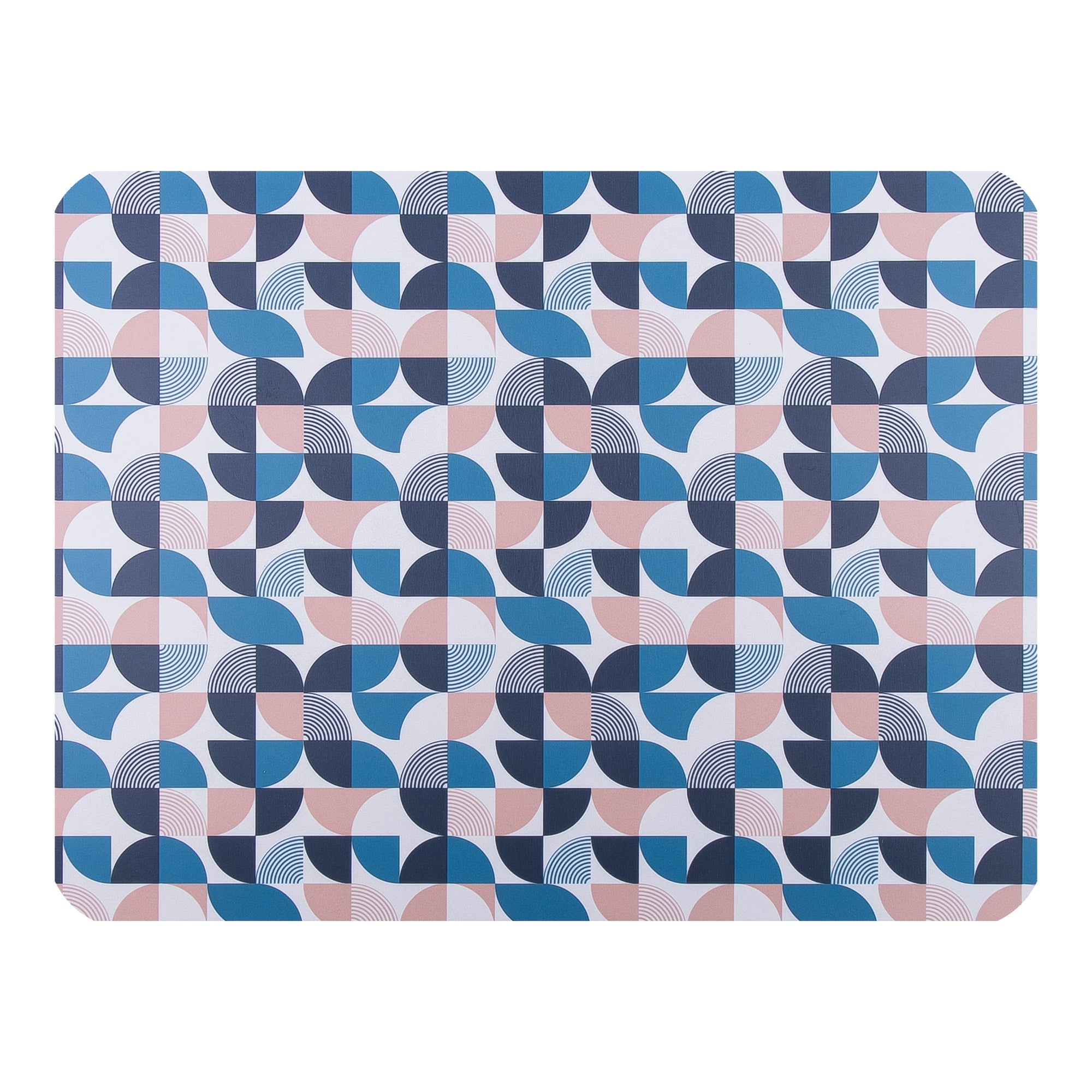 Quarters Extra Large Table Mat - MAiK sustainably sourced, ethically produced.