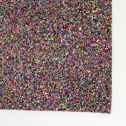 Supernova Specialty Glitter Fabric Sheet