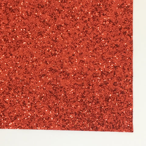 Ruby Slipper Premium Chunky Glitter Fabric Sheet