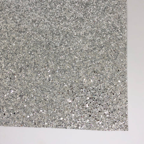 Diamond Dust Premium Glitter Fabric Sheet