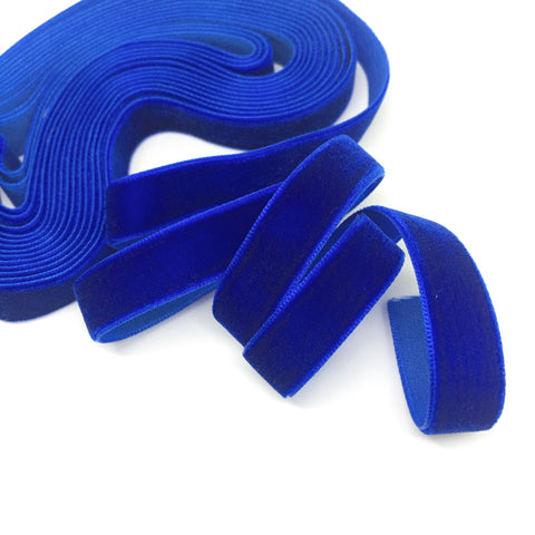 Royal Velvet Ribbon - 1/2 inch