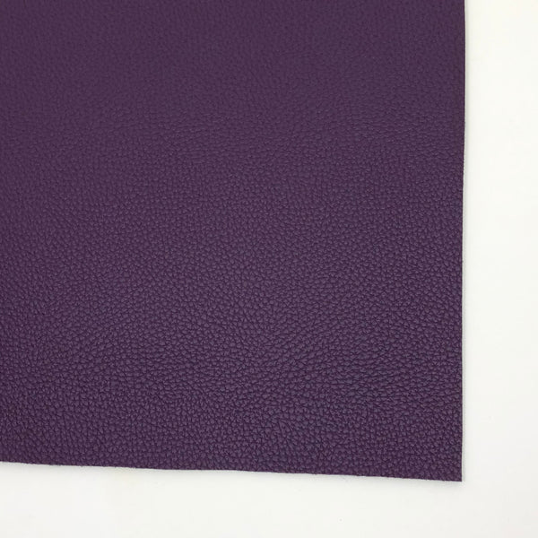 Solid Textured Faux Leather Sheets