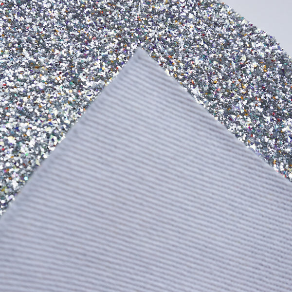 Asteroid Specialty Glitter Fabric Sheet