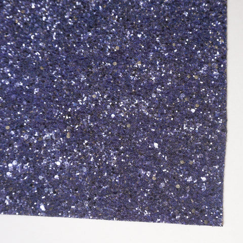 Slate Glass Premium Glitter Fabric Sheet